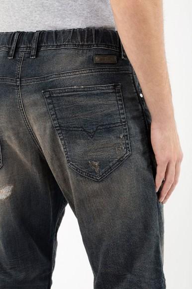 Rifle - DIESEL NARROTNE Sweat jeans