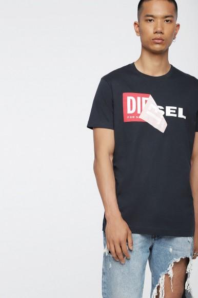 Tričko - DIESEL TDIEGOQA TSHIRT
