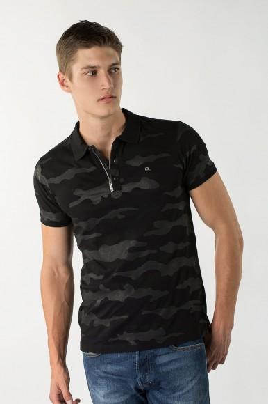 Polo tričko - DIESEL TKAL SHIRT