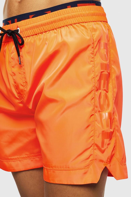 Plavky - BMBXDOLPHINS 2.017 SHORTS oranžové