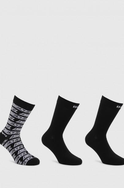 Sada 3 ponožiek