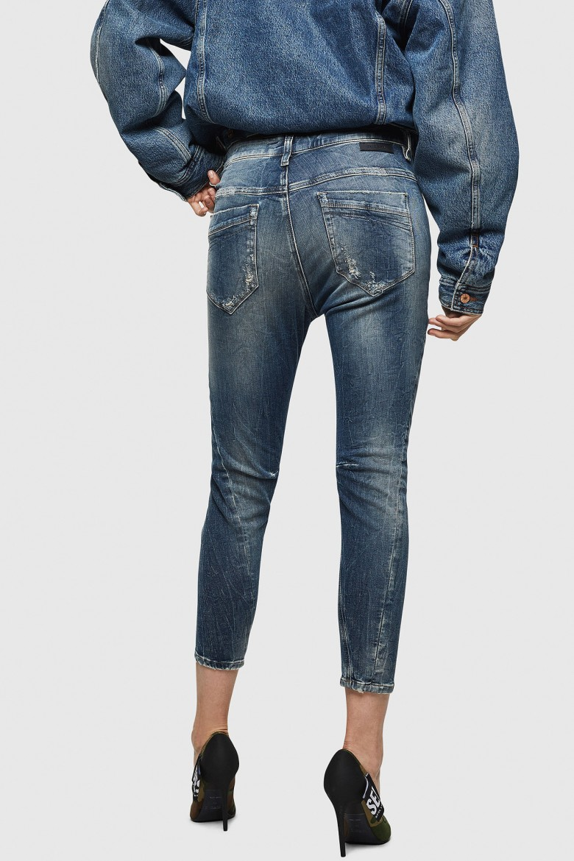 Rifle - Diesel FAYZAT Sweat jeans modré