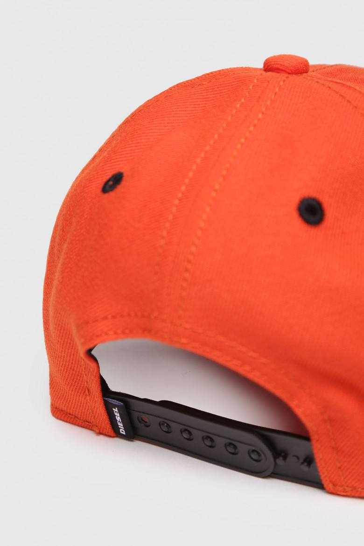 Šiltovka - DIESEL S.P.A.,BREGANZE CAKERYMMAX HAT oranžová