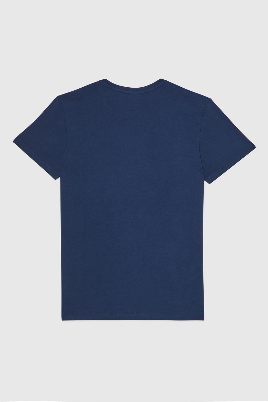 Tričko 3-balenie - DIESEL S.P.A.,BREGANZE UMTEERANDALTHREEPACK TSHIRT rôznofarebné