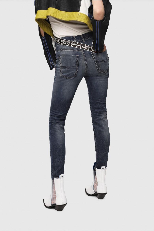Rifle - DIESEL S.P.A.,BREGANZE KRAILEYBNE Sweat jeans