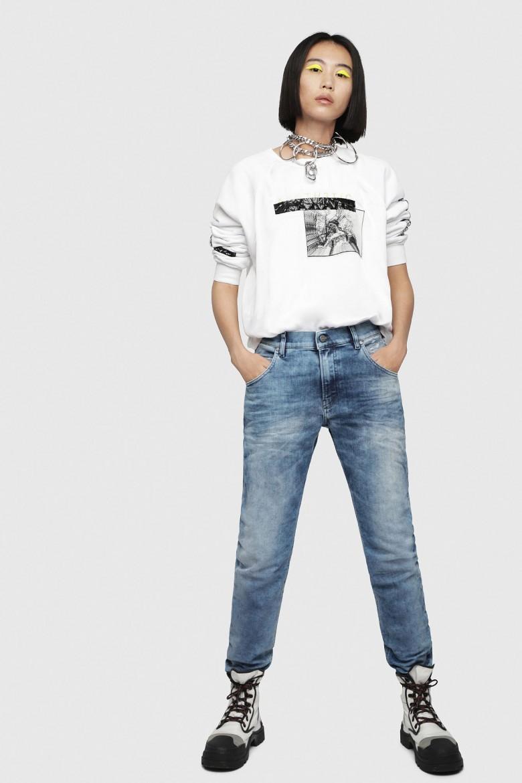 Rifle - DIESEL S.P.A.,BREGANZE KRAILEYBT Sweat jeans