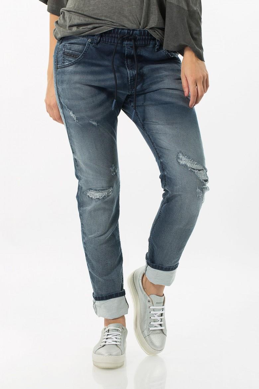 Rifle - DIESEL KRAILEYNE Sweat jeans