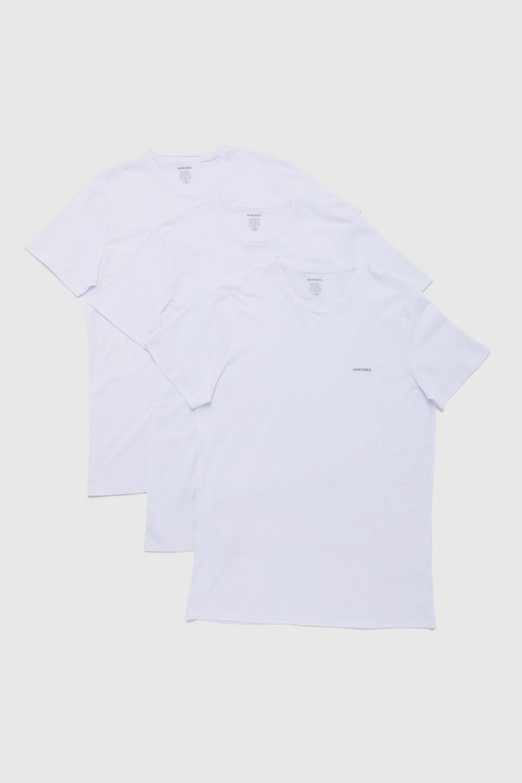 Sada 3 tričiek - UMTEEJAKETHREEPACK 0374 biela