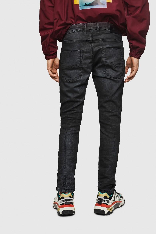 Rifle - KROOLEY CBNE Sweat jeans tmavošedé