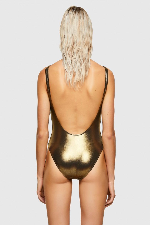 Plavky - Swimsuit zlaté