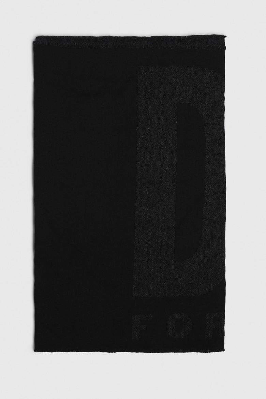 Šál - SDIELY SCARF čierny