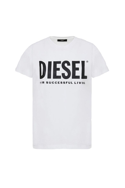 Tričko - Diesel TSILYWX TSHIRT biele