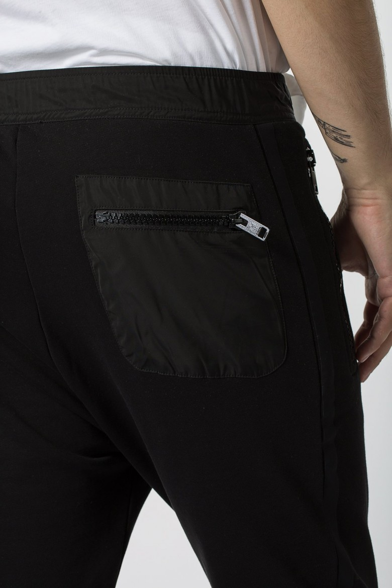 Tepláky - DIESEL PPARTY TROUSERS