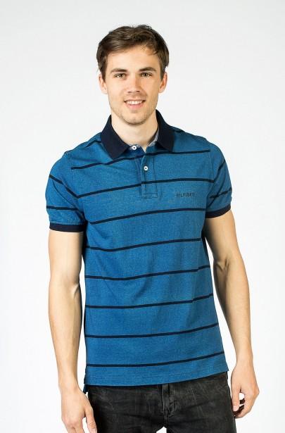 Polo tričko Tommy Hilfiger CHELSEA STP POLO S S SF ... b01c5b69a5d