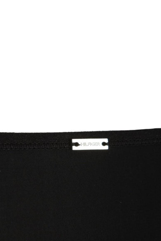 Nohavičky - Microfiber shorty invisible čierna