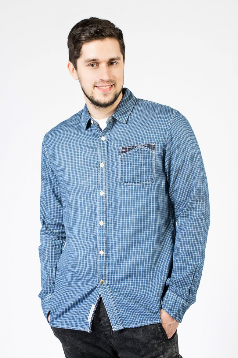 Košeľa Hilfiger Denim Nick shirt l/s
