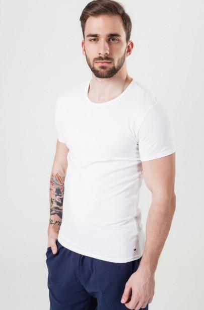 Sada 3 tričiek Tommy Hilfiger Cn tee ss 3 pack premium essentials