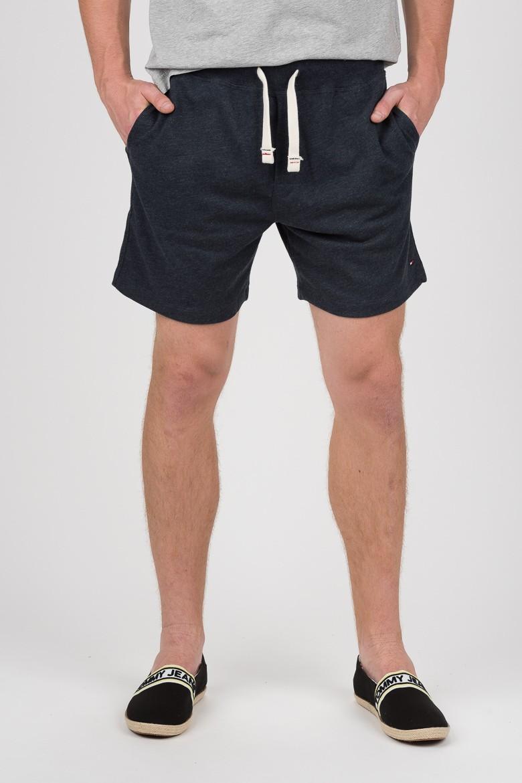 Krátke nohavice - TOMMY HILFIGER SHORT tmavomodré