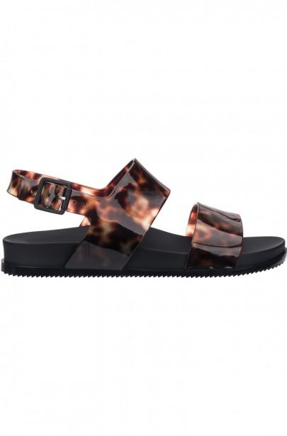 Sandále MELISSA COSMIC SANDAL III AD hnedé