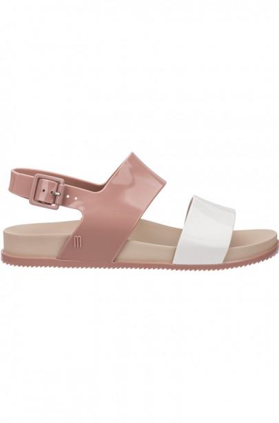 Sandále MELISSA COSMIC SANDAL III AD béžové