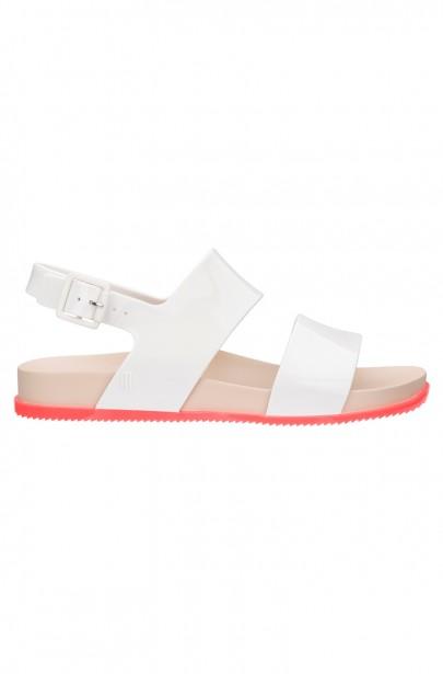 Sandále MELISSA COSMIC SANDAL III AD biele