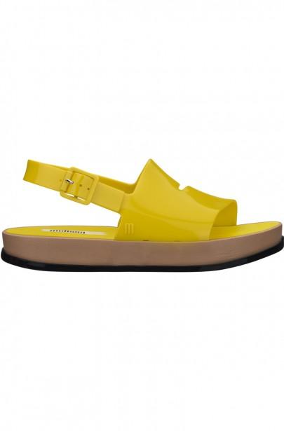 Sandále MELISSA SOFT AD žlté
