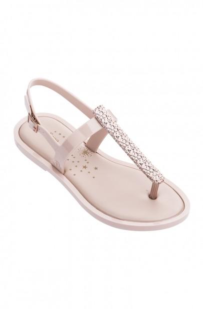 Sandále MELISSA SLIM SANDAL II AD ružové