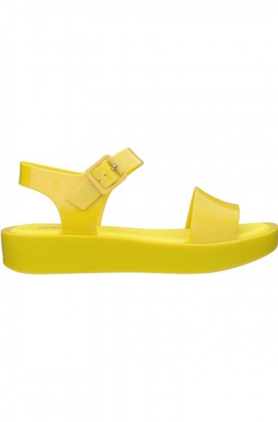 Sandále MELISSA MAR PLATFORM AD žlté