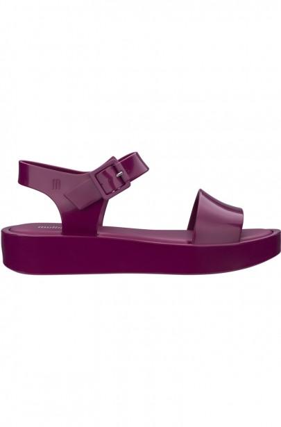 Sandále MELISSA MAR PLATFORM AD fialové