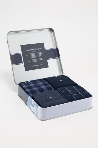 Ponožky - LITTLE ITALY TH MEN CABIN BOX 4P