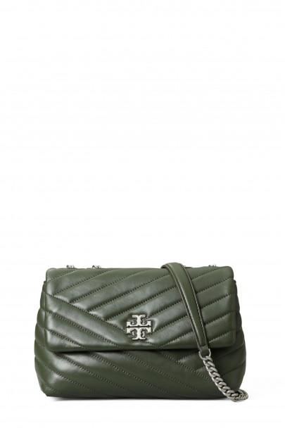 KIRA Small Chevron Contertible Shoulder Bag
