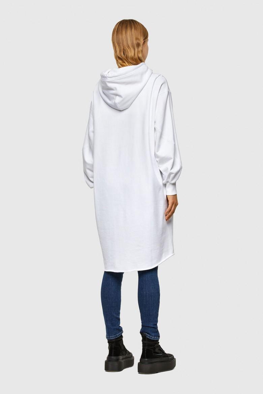 Šaty - DNEWS DRESS biele
