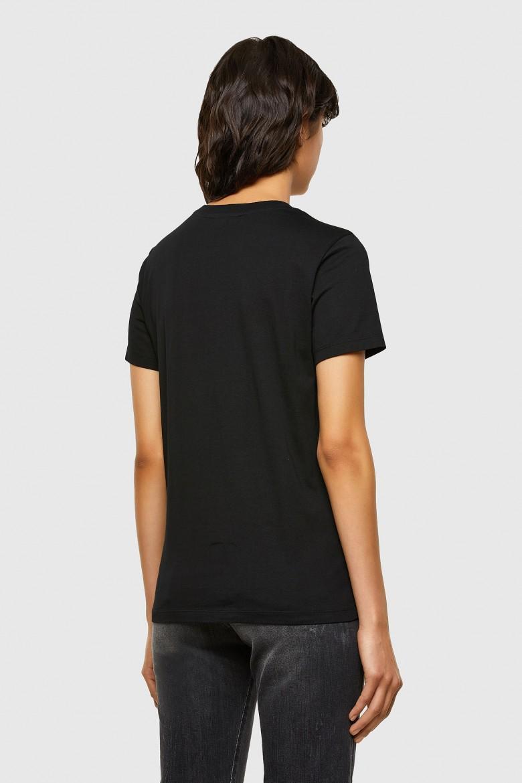 Tričko - TSILYV27 TSHIRT čierne
