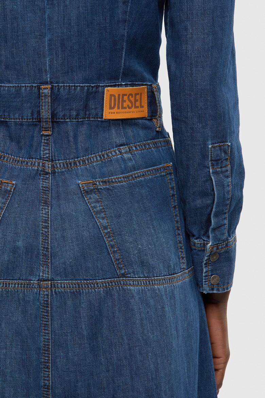Šaty - DEJOANNY DRESS džínsové