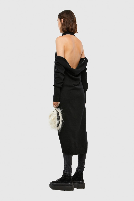 Šaty - MTABATHA DRESS čierne