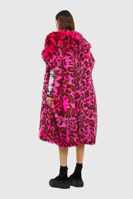 Kabát  - LWEEKYSP JACKET ružový