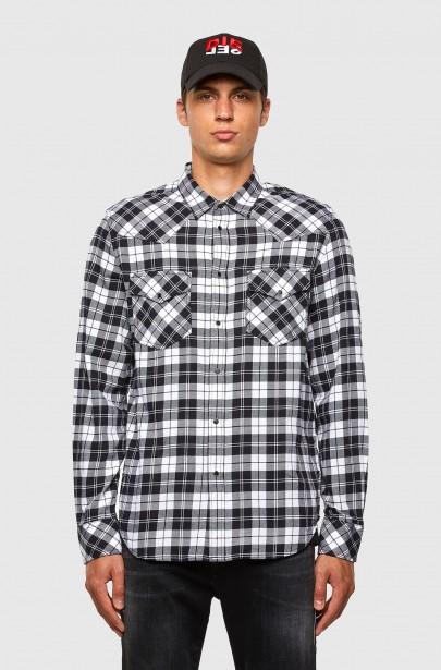 Flanelová košeľa