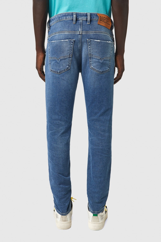 Rifle - KROOLEYYT L.32 Sweat jeans modré