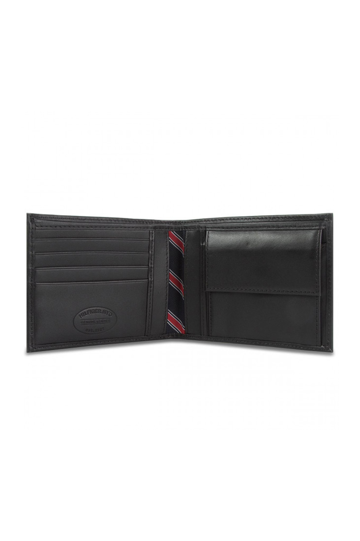 Peňaženka - Tommy Hilfiger ETON CC AND COIN POCKET čierna