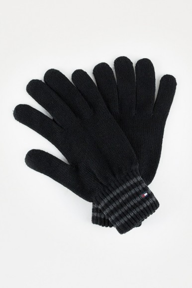 Rukavice - TOMMY HILFIGER HILFIGER GLOVES