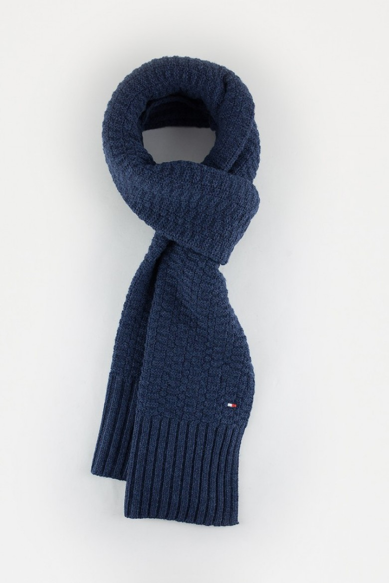 Šál a čiapka - TOMMY HILFIGER STRUCTURED KNIT GIFTPACK BE+SC