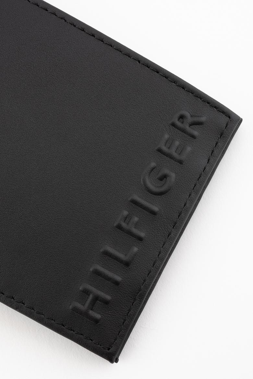 Peňaženka - TOMMY HILFIGER HILFIGER POP MINI CC WALLET čierna