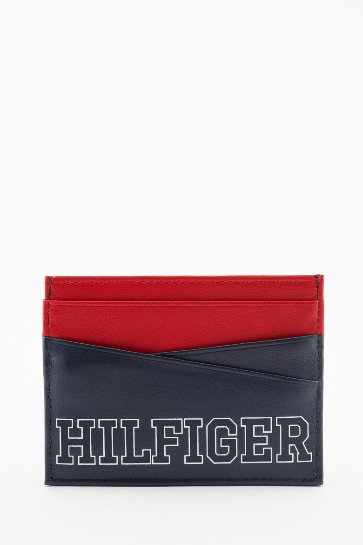 Puzdro na karty - TOMMY HILFIGER VARSITY CC HOLDER