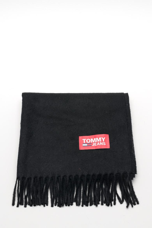 Šál - TJM WOVEN FLAG SCARF čierny
