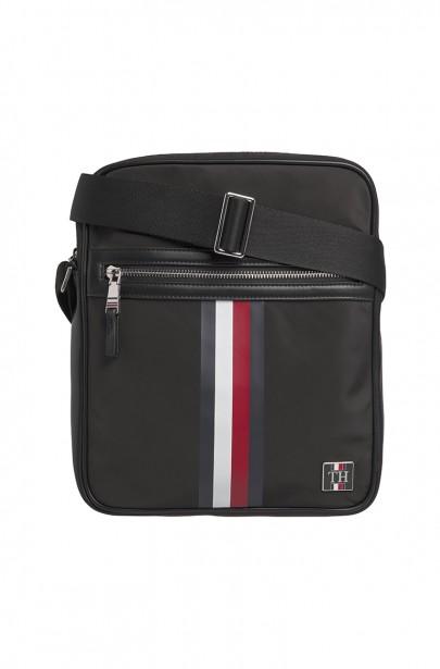 Pánska taška CLEAN NYLON REPORTER čiernej farby