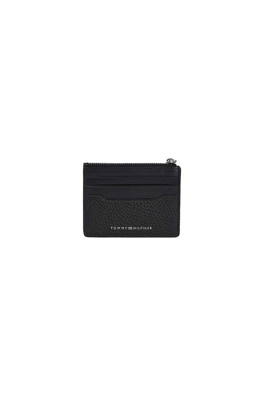 Peňaženka - TH DOWNTOWN CC HOLDER W ZIP čierna