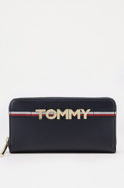 Peňaženka - TOMMY HILFIGER CORPORATE HIGHLIGHT modrá ... cf3dfc50678