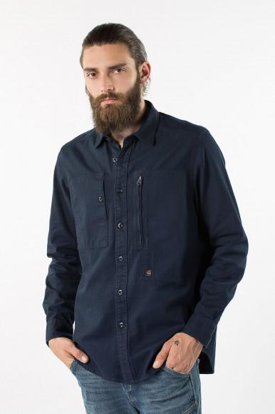 Košeľa - G-STAR Powel shirt l/s