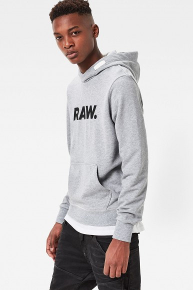 Mikina - G-STAR Mattow hooded sw l/s