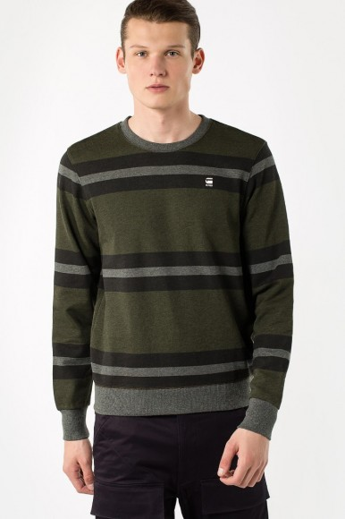 Mikina - G-STAR Core r sw l/s